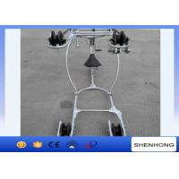 China Overhead Line Conductor Installation Stringing Tools Conductor Aerial Cart wholesale
