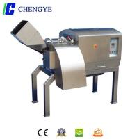 China frozen meat cutting machine machine to cut fish and meat into cubes wholesale