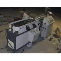 China PP / PE Elelctrical Wire Pipe Extrusion Machine , Single Screw on sale
