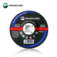 China 125X6mm Type 27 5 Inch Rough Abrasive Grinding Wheel wholesale