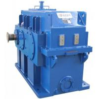 China Industrial parallel shaft herringbone high speed/reduction gearbox speed increaser wholesale