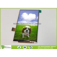 China 4.0 Inch 480 * 800 IPS Full Veiew TFT LCD Panel MIPI Interface Portable Navigation Display wholesale