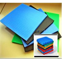 China Recyclable Environment Friendly Coroplast Corrugated Plastic Sheets PP Flute Board wholesale