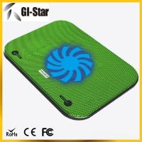 China Good quality laptop cooling pad ,laptop coolers with two fans and nice price wholesale