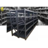 China Adjustable Warehouse Shelving Systems / Galvanized Steel Industrial Pallet Racks wholesale