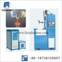 China 120KW High frequency gear shaft hardening induction heating machine wholesale