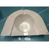 China CE Plastic PP Specimen Collector Pans 27oz White Urine Specimen Cups wholesale