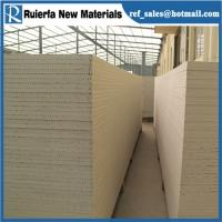 China Sound insulation fiber cement board for interior wall and exterior wall board, Free samples REF-04 on sale
