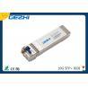 China 10G date rate SFP BIDI TX1270nm / RX1330nm 20km Simplex LC connector wholesale