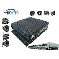Free CMS software GPS Mobile DVR , CCD cameras 3G WIFI Car DVR Manufactures