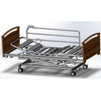 China Remote Control Home Care Bed For Geriatrics Cold - Rolled Steel Bedboards wholesale