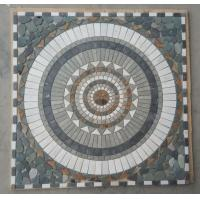 China Feature mosaic natural stones for Floor tile wholesale