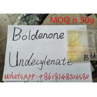 China Legal Injectable Steroids Boldenone Undecylenate Bulking Cycle Liquid Equipoise wholesale