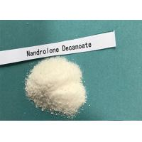 China Pharmaceutical Nandrolone Decanoate Steroid , Hormone Nandrolone Hair Loss  wholesale