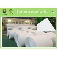 China Full 70gsm Good Whiteness Business Card Paper / White Bond Paper Smooth Finish wholesale