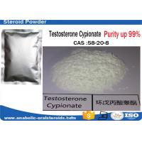 China Steroid Powder Testosterone Cypionate  Test C For Muscle Enhancement 58-20-8 wholesale