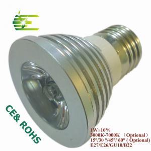 China Energy saving LED spot lamps 1*1W ES-S1W1-03 wholesale