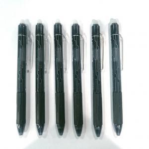 China Black 0.5mm Fine Tip Frixion Clicker Erasable Pens wholesale