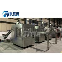 China Monoblock Carbonated Drink Filling Machine 200-2000ml Plastic Bottling Equipment wholesale