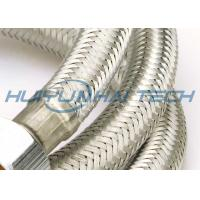 China High - Tech Stainless Steel Wire Sleeve For Cable Superior Abrasion Protection wholesale