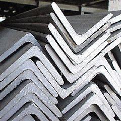 China Galvanized Steel Angle wholesale