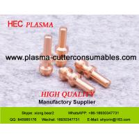 Buy cheap Durable Plasma Torch Parts Electrode 256026 / Nozzle 249929 For Miller Air from wholesalers