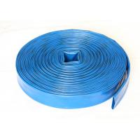 China Heavy Duty PVC Hose , PVC Delivery Hose / Pipe / Tubing For Drag Drainage wholesale