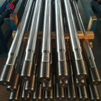 China Cylinder Linear Chrome Plated Guide Rod Axis Shaft Smooth For CNC Machine wholesale