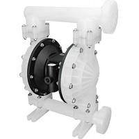 Buy cheap Plastic Mechanically Operated Diaphragm Pump , Silent Pneumatic Operated Pump from wholesalers