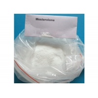 China Anti Estrogen Anabolic Steroid Powder Mesterolone Muscle Gain CAS 1424 00 6 wholesale