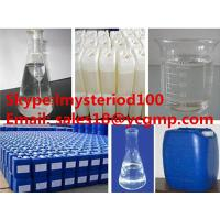 China Pharmaceutical Benzyl Alcohol Safe Organic Solvents CAS 100-51-6 For Steroids Solvent wholesale