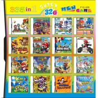 China 335 in 1 335in one Multi games Card for DS/DSI/DSXL/3DS Game Console wholesale