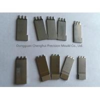 China TiN Treatment Precision Connector Mould Parts with grinding and EDM services wholesale