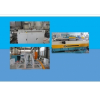 China Pvc 400mm Pipe Extrusion Machine on sale