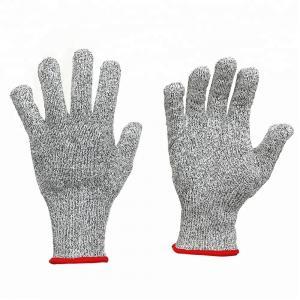 China 13 g Gauge Cut Proof Work Gloves Abrasion Resistance 7
