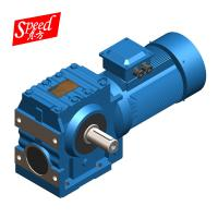 China sew S series helical gear reducers gearboxes ,  carbon steel speed reducer with gear box wholesale