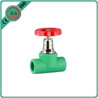 China Lightweight Pipe Stop Valve , Plastic Gate Valve With Flange Connection wholesale
