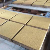 China Ecological Ceramics Water Permeable Brick / Permeable Paving Products wholesale