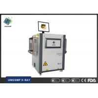Buy cheap UNX6040 High Precision X Ray Baggage Scanner Airport Luggage X-ray Scanner For Security Inspection from wholesalers