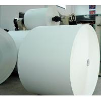 China high quality single PE coated paper for cup in roll wholesale