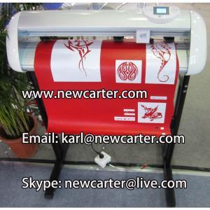 China Pcut CT630H Cutting Plotter With Contour Cutting Desktop Vinyl Cutter Sign Sticker Cutters wholesale
