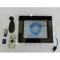 China Transparent Acrylic POP LCD Display 8 Inch With LED Balcklight  , 800*480 Resolution wholesale