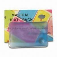 China Reusable Magic Hand Warmer, Great for Outdoor Use and Promotional Gifts wholesale