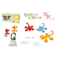 China TOWEL HANGER - GECKO DESIGN - 2 PCS. SET - 4 DIFFERENT COLORS wholesale