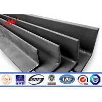 China Hot Rolled Mild Structural Galvanized Angle Steel 100x100 Unequal on sale
