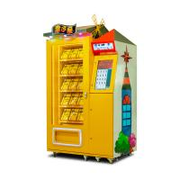 China Gifts / Drinks Self Service Vending Machine For Indoor / Outdoor Lucky House wholesale