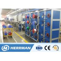 China 800MPM high speed second coating production line optic fiber cable making machine wholesale