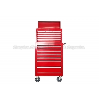 China 14 Drawer Rolling Red Garage Mechanic Husky 27 Inch Tool Chest Toolbox wholesale