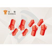 China Durable Alloy Underground Drill Bits Hard Rock Tools Long Service Life wholesale