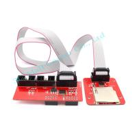 China 3D printer Reprap MKS CTR Controller anti-interference SD card can be used in the 12864 s and 2004 Free shipping ! wholesale